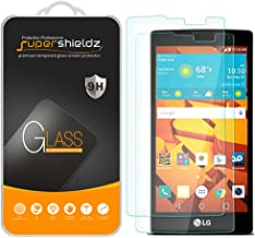 (2 Pack) Supershieldz for LG (Volt 2) Tempered Glass Screen Protector, Anti Scratch, Bubble Free