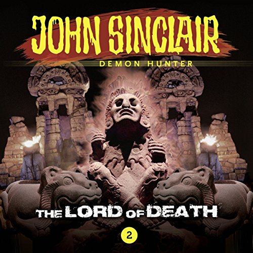 The Lord of Death audiobook cover art