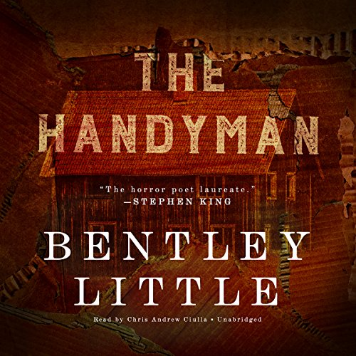 The Handyman audiobook cover art