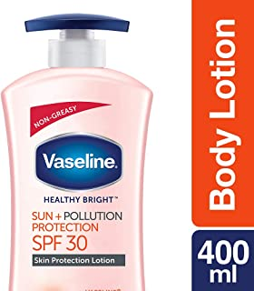 Vaseline Sun + Pollution Protection SPF 30 Body Lotion 400 ml