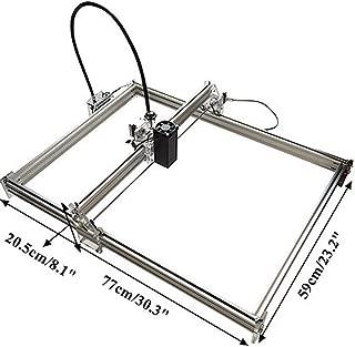 Laseraxe DIY Desktop Laser Engraving Machine 50X65cm 7W Iron Stell Metal Engrave