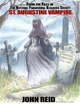 St. Augustine Vampire by [John Reid, Kenneth Caroli]