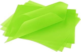 $57 » Leaf Green Translucent Vellum - 12 x 12, 30lb Colors Transparent, 100 Pack