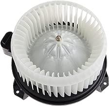 HVAC plastic Heater Blower Motor ABS w/Fan Cage ECCPP Front for 2014-2017 Dodge Journey /2013 Lexus ES300h /2007-2016 Lexus ES350 /2010-2016 Lexus GX460
