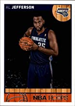 2013-14 NBA Hoops #221 Al Jefferson Charlotte Bobcats Official Basketball Card made by Panini