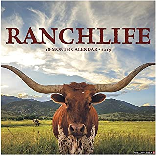 RanchLife 2019 Wall Calendar