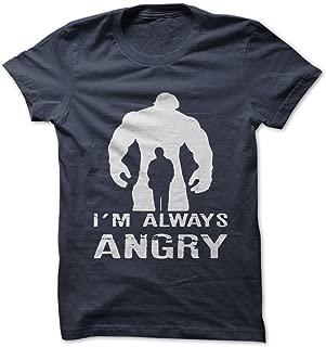 mr angry t shirt