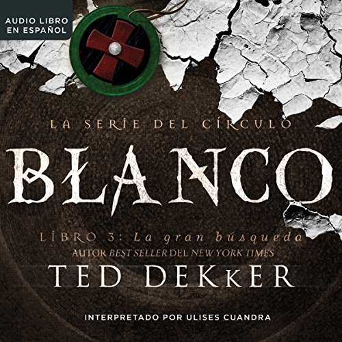 Blanco audiobook cover art