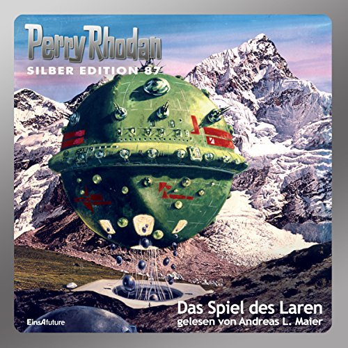 Das Spiel des Laren     Perry Rhodan Silber Edition 87              By:                                                                                                                                 Clark Darlton,                                                                                        Ernst Vlcek,                                                                                        H. G. Francis,                   and others                          Narrated by:                                                                                                                                 Andreas Laurenz Maier                      Length: 18 hrs and 51 mins     Not rated yet     Overall 0.0