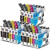 Starink 14 Cartuchos de Tinta Compatibles para Brother LC223 LC-223 para Brother DCP-J4120DW DCP-J562DW, MFC-J480DW J880DW J4420DW J4625DW J4620DW J5320DW J5620DW J680DW J5720DW J5625DW