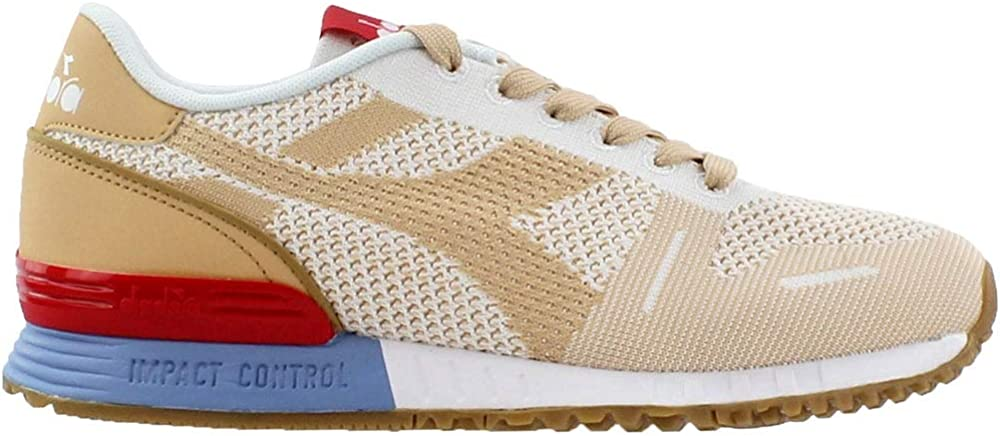 Diadora Womens Titan Weave Sneakers Shoes Casual - Beige
