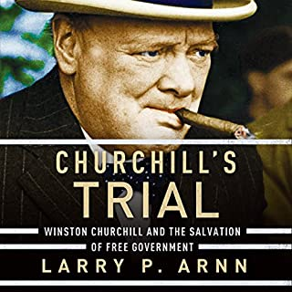 Churchill's Trial cover art
