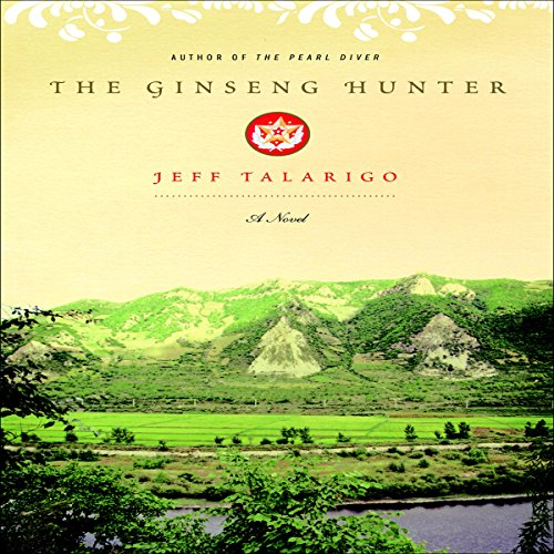 The Ginseng Hunter audiobook cover art