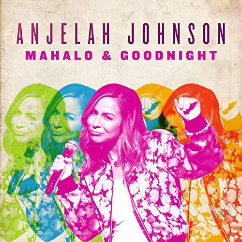 Anjelah Johnson audiobook cover art
