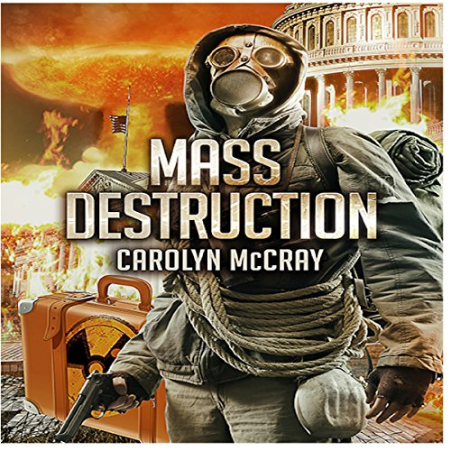 Mass Destruction audiobook cover art