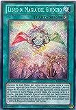 Yu-Gi-Oh! - LTGY-IT063 - Libro Di Magia Del Giudizio - Il Signore della Galassia Tachionica - 1st Edition - Segreta