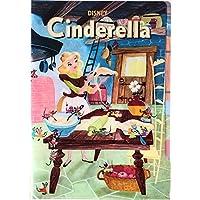 サンスター クリアファイル 5ポケット ディズニー クラシックアートコレクション シンデレラ S2158566