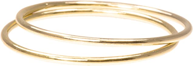 Best ultra thin gold band ring Reviews