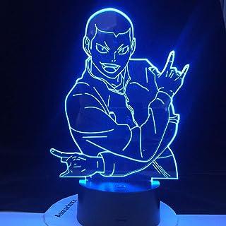 RYUNOSUKE Tanaka LED Anime LAMP Haikyuu Manga Gift Anime Lamp Night Light Lamp Otaku Gift Well Packed and Fast Dropshippin...