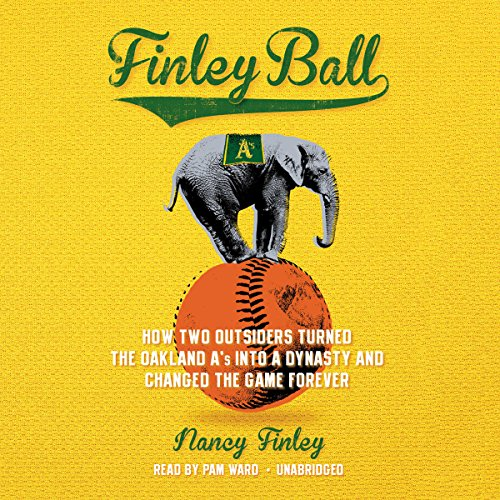 Finley Ball audiobook cover art