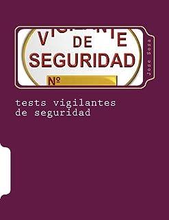 Amazon.es: libros vigilantes de seguridad
