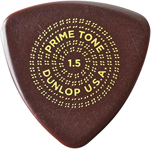 JIM DUNLOP Primetone Sculpted Plectra Triangle 513P 1.5mm ギターピック×3枚入り