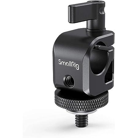 SMALLRIG Singola Rod clamp per 15mm Rod con Standard 1/4 Vite - 860