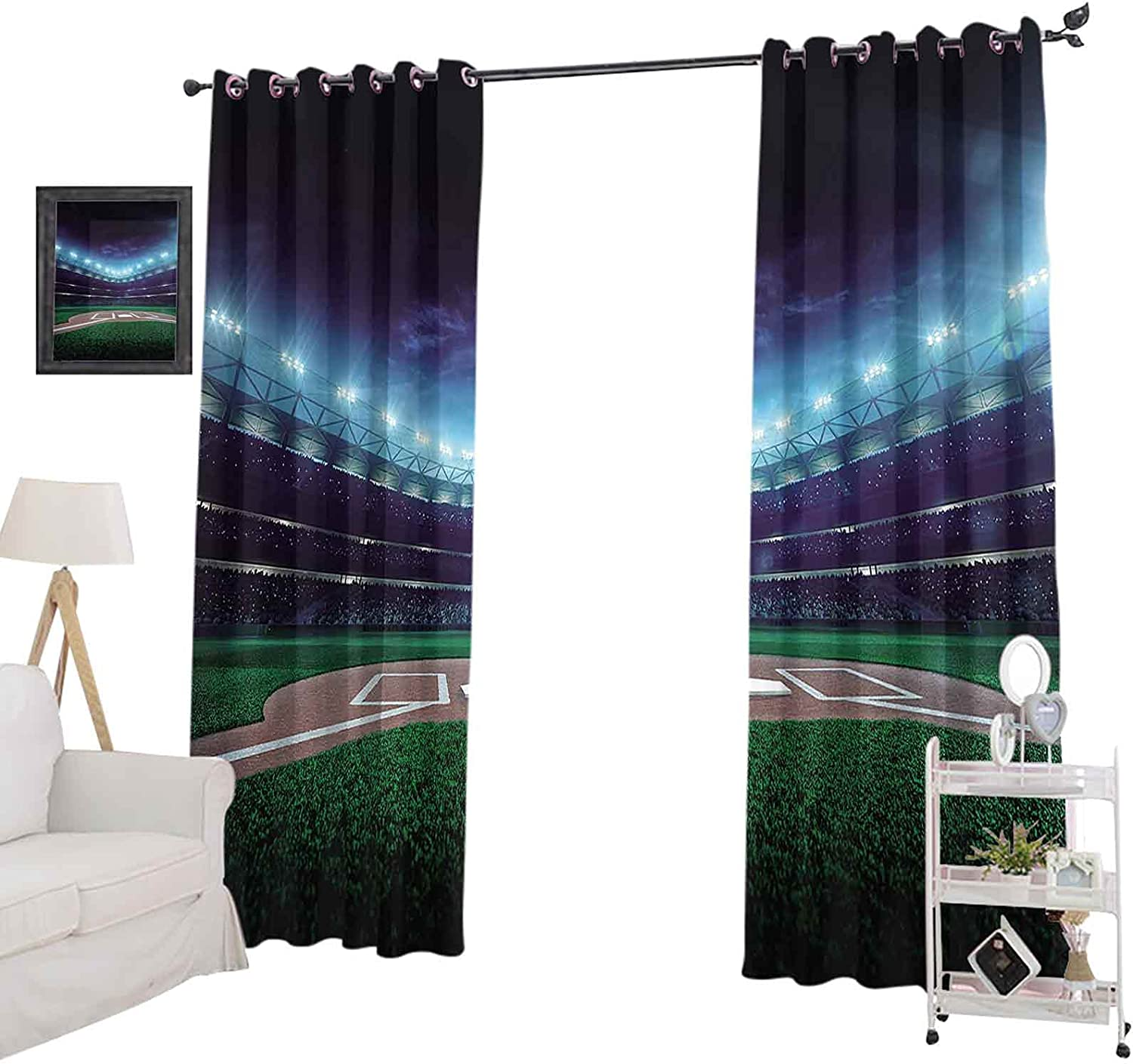All stores are sold Curtains 72 Inches Long Blackout Max 44% OFF Curtain for Room P Panels Girls