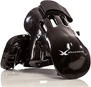 whistlekick Martial Arts Gloves with Industry Leading Warranty-Karate Taekwondo Boxing MMA Sparring Gear Set