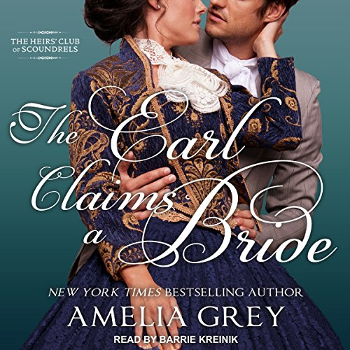 The Earl Claims a Bride audiobook cover art