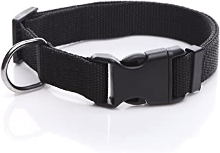 Best 3 inch wide nylon dog collars Reviews
