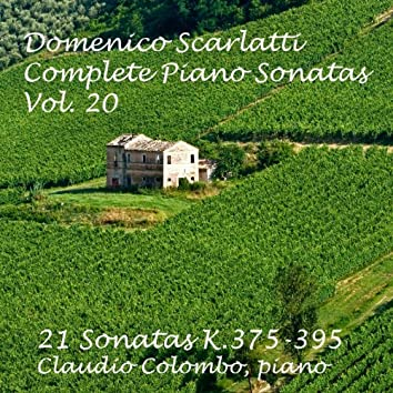 Domenico Scarlatti - Complete Piano Sonatas, Vol. 20