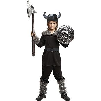 My Other Me Me-203335 Disfraz de vikingo salvaje para niño, 1-2 ...