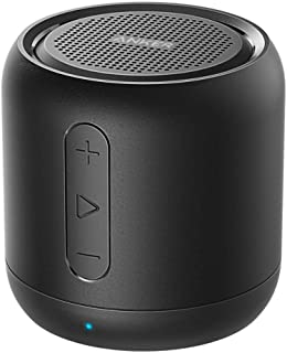 Anker Soundcore Mini, Super-Portable Bluetooth Speaker with 15-Hour Playtime, 66-Foot Bluetooth Range, Enhanced Bass, Nois...