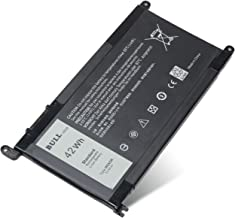 WDX0R Laptop Battery Replacement for Dell inspiron 13-5000 13-7000 15-5000 15-7000 17-5000 Series 7378 7368 5368 5378 5379 7560 7569 7570 7579 5565 5567 5568 5578 5767 5765 ;P/N: y3f7y 3crh3 WDXOR
