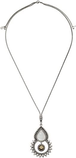 Lucky Brand - New Tribal Pendant Necklace