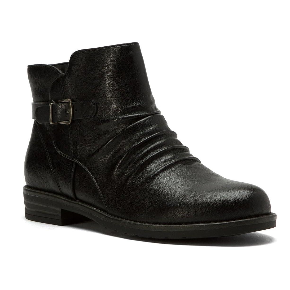 ビリーヤギキリスト出席Bare Traps Womens callahan Closed Toe Fashion Boots