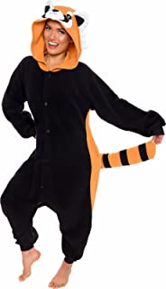 red panda kigurumi
