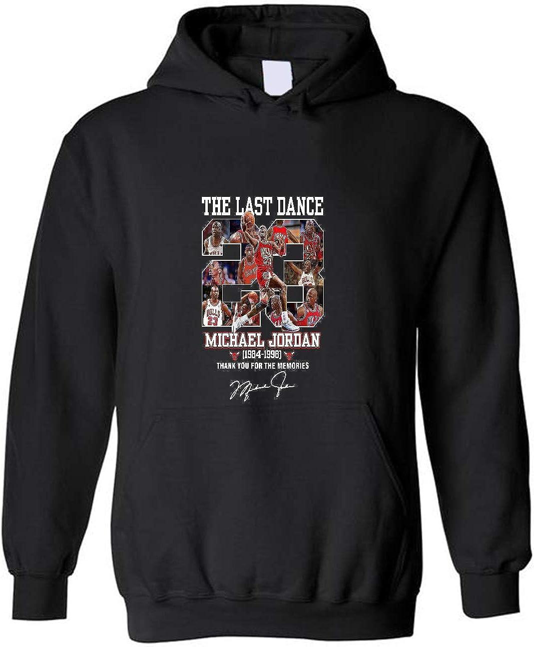 The 激安 激安特価 送料無料 蔵 Last Dance Michael Sweatshirt for J-o-r-d-a-n Hoodies