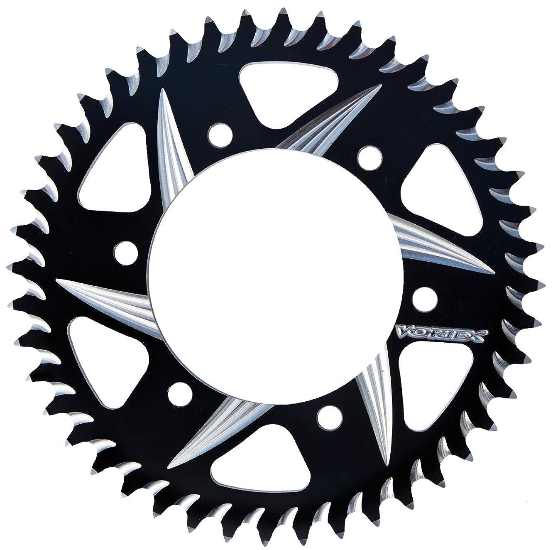 Vortex 435ZK-48 Black 48-Tooth 520-Pitch Rear Sprocket