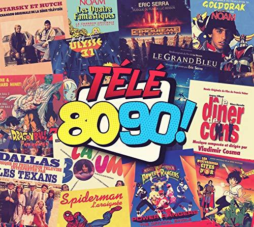 Tele 80 & 90 (3 CD)