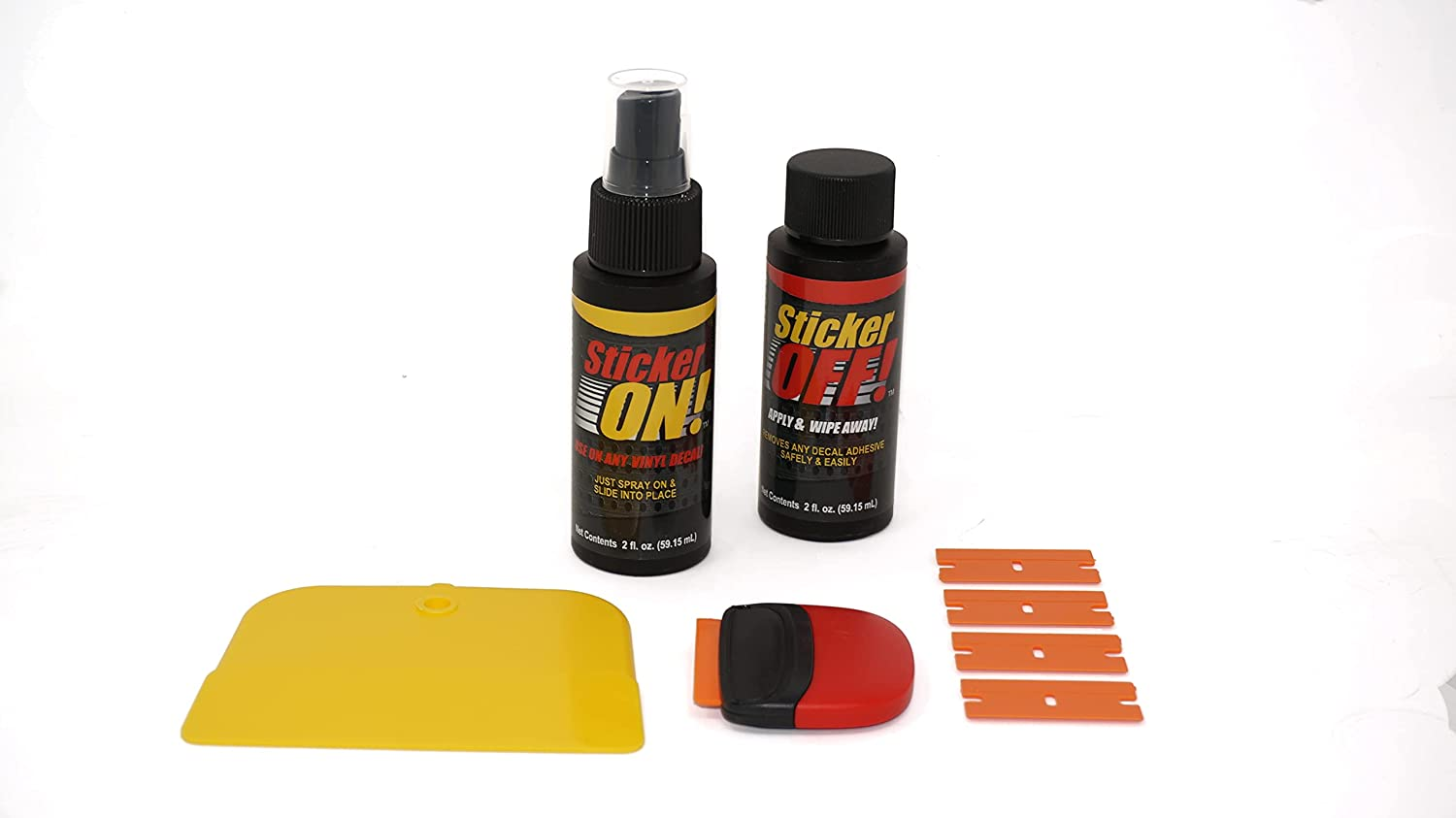 Ranking TOP20 Hardline Products Professional Decal Kit - New product!! Pro-Inst Installation