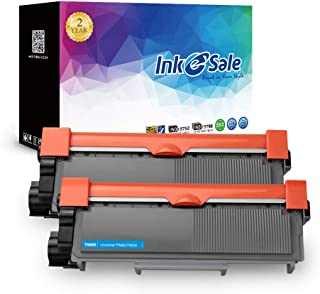 INK E-SALE Black 2 Pack Compatible Toner Replacement for Brother TN660 Tn-660 TN630 for Use with Brother Hl-L2340Dw Hl-L2380Dw Mfc-L2700Dw Dcp-L2540Dw Dcp-L2520Dw Mfc-L2740Dw MFC-L2720DW Hl-L2300D