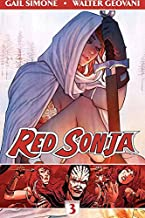 Red Sonja Volume 3: The Forgiving of Monsters (Red Sonja Tp (New))