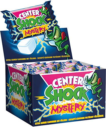 Center Shock Kauwgummis Mystery Mix, 3-pack (3 x 400 g)