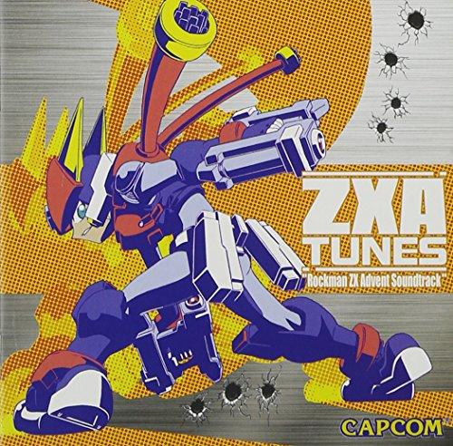"""ロックマンゼクス アドベント サウンドトラック """"ZXA T"""