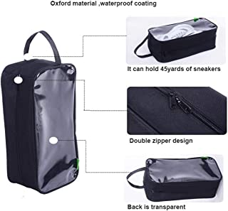 Travel shoe bag organizer waterproof shoe bag with Zipper Portable accessories Pouch NON-WOVEN Multi-purpose Storage Bag.