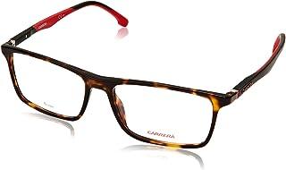 64a9afd18a Carrera 8828/V 086 5416 Full Rim Rectangular Spectacle Frame (Dark Havana)