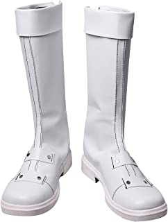 My Hero Academia Shoto Todoroki Hero Ver. Anime Cosplay Shoes Boots S008