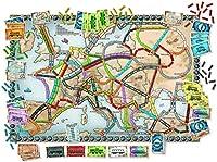 Asmodee Ticket to Ride Europa, 8 anni e più, Edizione Italiana, 8500 #3